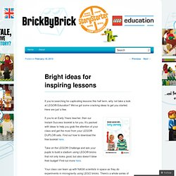 Bright ideas for inspiring lessons