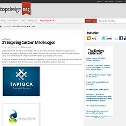 Inspiring Custom Made Logos