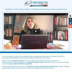 Inspiring Channel - Puja 30 Days: Percorso esclusivo e inedito con PujaCristina