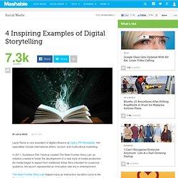 4 Inspiring Examples of Digital Storytelling