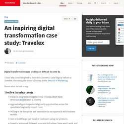 An inspiring digital transformation case study: Travelex