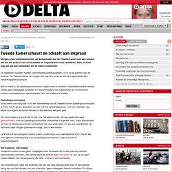 Tweede Kamer schuurt en schaaft aan inspraak - TU Delta - Universiteitsblad TU Delft