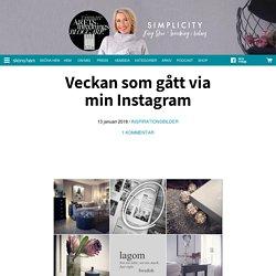Instagram @addsimplicity