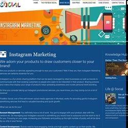 Instagram Marketing, Promotion & Advertising Services in Mumbai India