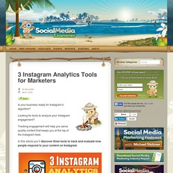 3 Instagram Analytics Tools for Marketers : Social Media Examiner