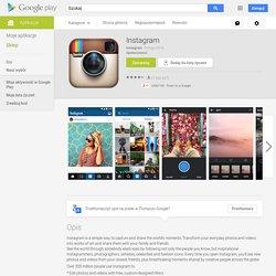 Instagram – Aplikacje Android w Google Play