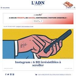 Instagram : les comptes de BD à suivre sur la plateforme