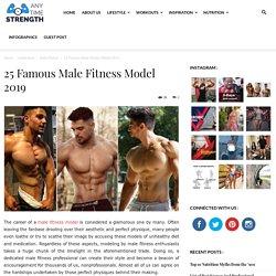 25 Instagram Male Fitness Model
