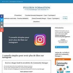 Institut Pellerin - Formation Community Manager - Formation Community Manager