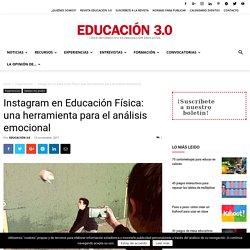 Instagram en Educación Física: una herramienta para el análisis emocional