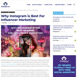 Why Instagram is Best For Influencer Marketing