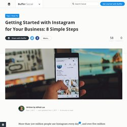 How to Use Instagram: An Introduction to Instagram Marketing