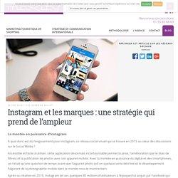 Instagram et les marques : une stratégie qui prend de l'ampleur - Maxity