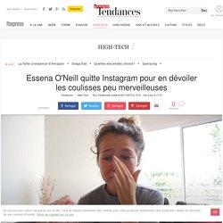 Essena O'Neill quitte Instagram pour en dévoiler les coulisses peu merveilleuses
