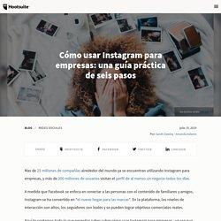 Instagram para negocios - La guía completa para expertos en marketing