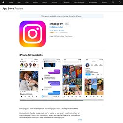 ‎Instagram on the App Store