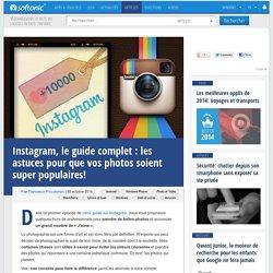 Instagram - Les astuces pour que vos photos obtiennent 10 000 j'aime