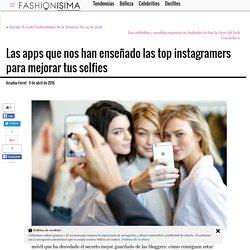 Las apps que nos han enseñado las top instagramers para mejorar tus selfies » Fashionisima