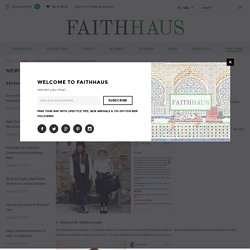 Seven of Our Favorite Jewish Instagrammers – FAITHHAUS