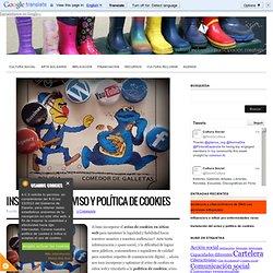 Instalación del aviso y política de cookies : Cultura Inclusiva Participación Creativa