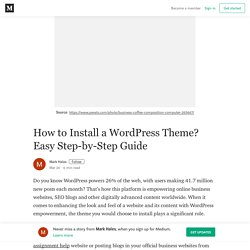 How to Install a WordPress Theme? Easy Step-by-Step Guide