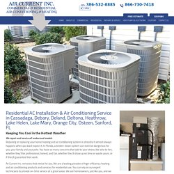 Heating Repair in Lake Helen FL