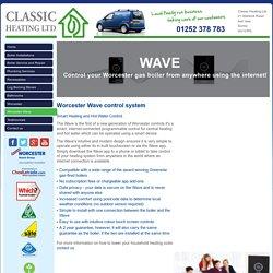 Worcester Wave control system, Boiler Installation in Farnborough