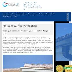 Gutters Margate