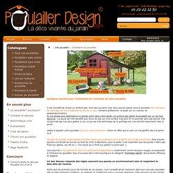 Installation du poulailler - Poulailler Design
