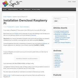 Installation Owncloud Raspberry Pi