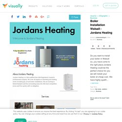 Boiler Installation Walsall - Jordans Heating