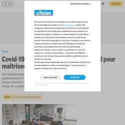 Covid-19 : installer des capteurs de CO2 pour maîtriser l'aération, l'idée qui monte - Le Parisien