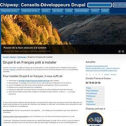 Chipway: Conseils-Développeurs Drupal