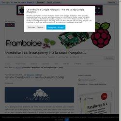 Installer Owncloud 8 sur un Raspberry Pi 2 (MAJ)