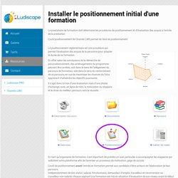 Installer un positionnement initial dans Chamilo LMS – Ludiscape