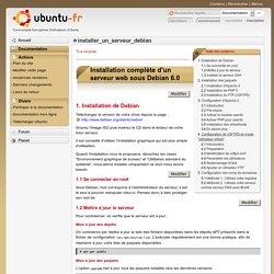 installer_un_serveur_debian