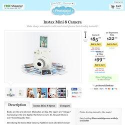 Fuji Instax Mini 25 Instant Camera
