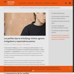 Los perfiles tipo en el bullying: víctima, agresor, instigadores y espectadores pasivos - Grados, dobles grados y masters online