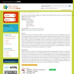 Archivo institucional - UNIR UNIVERSIDAD