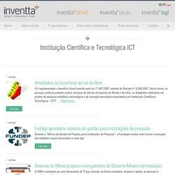 Instituição Científica e Tecnológica ICT