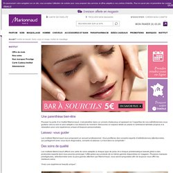 Institut de beauté, Soins corps et visage, Institut de maquillage