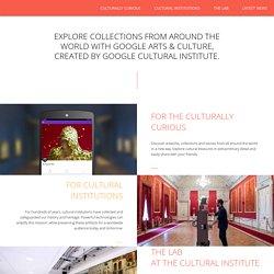 Institut culturel – Google