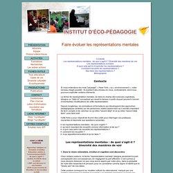 Institut d'Eco-Pédagogie