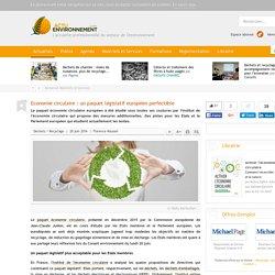 L'Institut de l'Economie circulaire veut enrichir le paquet européen sur l'économie circulaire