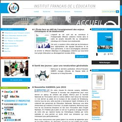 Institut Français de l'Education