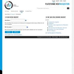 3 - Néopass@ction - Ifé : Institut Français de l'Éducation - Néopass@ction