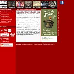 Institut d'histoire ouvrière, économique et sociale - Accueil