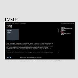 crée « L'Institut des Métiers d'excellence » - LVMH News