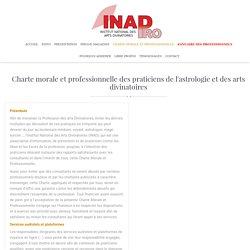 Institut National des Arts Divinatoires (INAD)