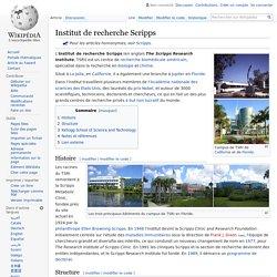 Institut de recherche Scripps